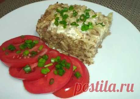 Запеканка вермишелевая с мясом Автор рецепта Елена Lusika - Cookpad