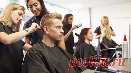 Картинки парикмахерской (37 фото) ⭐ Забавник