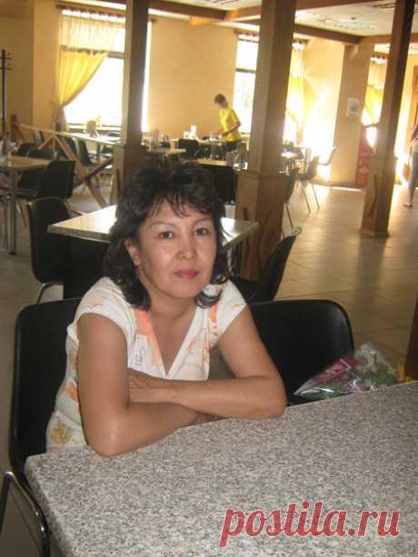 Райгуль Кизатова(Сагидуллина)