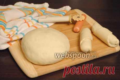 Дрожжевое тесто на картофельном отваре рецепт с фото, как приготовить на Webspoon.ru