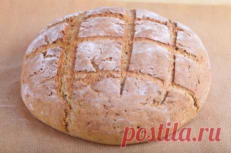 Сельский хлеб — готовлю постоянно!