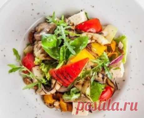 Египетский салат | Рецепты салатов