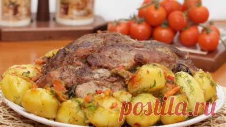 Запеченный картофель с мясом для праздничного стола, пошаговый рецепт с фото Запеченный картофель с мясом для праздничного стола. Пошаговый рецепт с фото, удобный поиск рецептов на Gastronom.ru