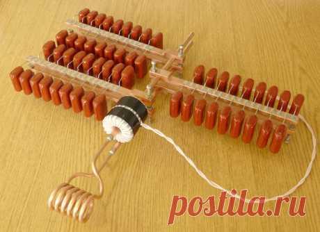 Простой лабораторный инвертор для индукционного нагрева. Часть 2. | ИХХТ СО РАН