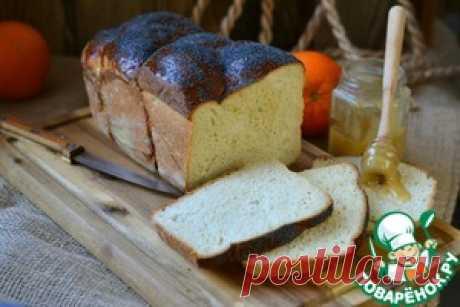 Французский белый хлеб - кулинарный рецепт