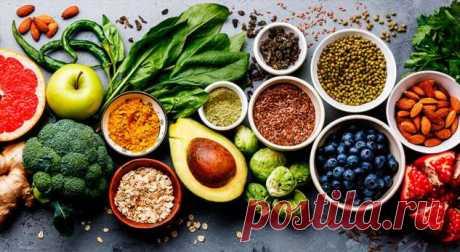 Не только витамины: 16 продуктов, богатых минералами . Милая Я