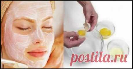Эта 3-ингредиентная натуральная маска для лица подтягивает кожу лучше, чем ботокс, и сделает вас моложе на 10 лет! - Советы на каждый день