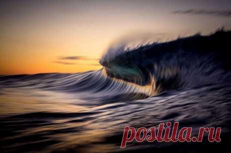 Фотограф Уоррен Килан — новый Айвазовский: морские волны, оживающие на снимках