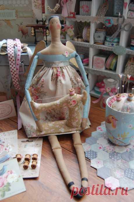 куклы тильда   Записи в рубрике куклы тильда   Дневник SveKlad