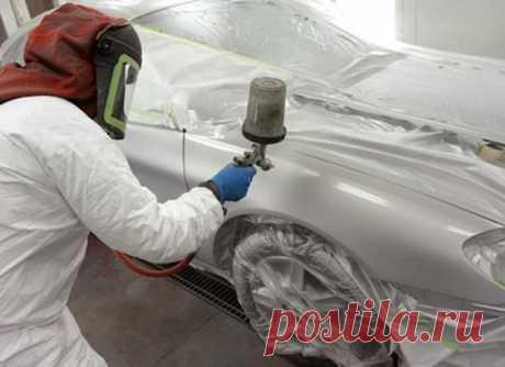 """Красим автомобиль серебристым металликом – добиваемся профессионального результата — Информационное Агентство """"365 дней"""""""