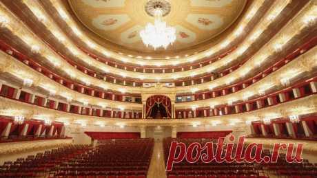 Популярные мероприятия Большого театра в Москве