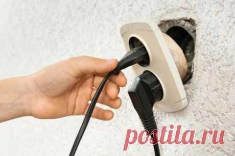 3 способа быстро решить проблему вываливания розеток из стен