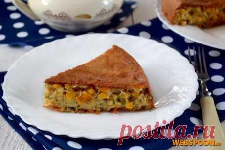 Рецепт паштиды. Паштида относится к блюдам еврейской кухни и представляет собой запеканку и пирог одновременно. Оригинален способ приготовления этого блюда: начинка помещается в середине жидкого, как на оладьи, теста.