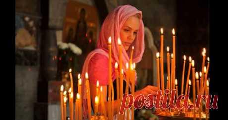 Как ставить свечи в церкви за себя, родных, недругов