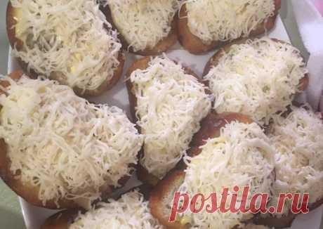 Чесночные бутерброды - пошаговый рецепт с фото. Автор рецепта Юлия . - Cookpad