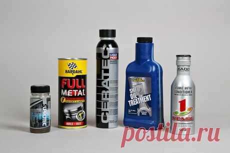 Las adiciones a los aceites de motor – la prueba pericial — el sitio Al volante www.zr.ru