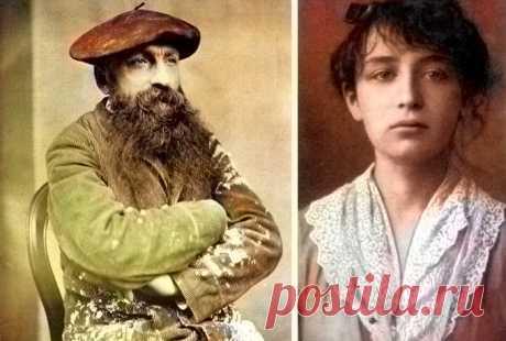 «Когда заговорят камни»: любовь великого Родена, разрушившая жизнь