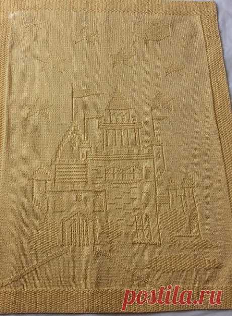 """""""Enchanted Castle"""" by Nicky Epstein (""""Зачарованный замок"""")"""