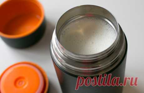 Вкусный рецепт. Готовим йогурт без йогуртницы, в термосе