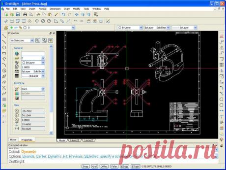 Лучшие бесплатные программы САПР / CAD - Блог