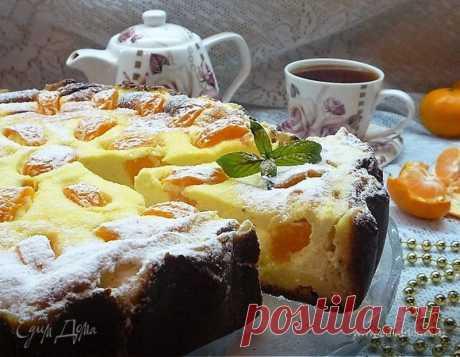 Пирог «Ноктюрн»- aроматный, запах на кухне волшебный, праздничный!