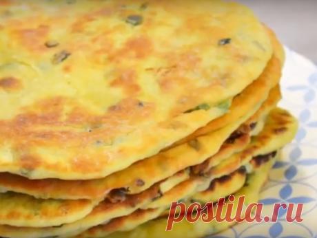 Индийские лепёшки «Бхатури» очень вкусные - Счастливый формат