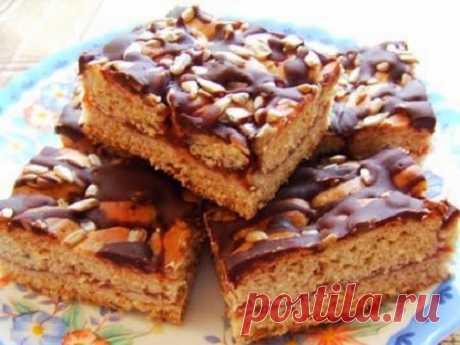 """Вкусные домашние рецепты: Печенье """" Медовички """" на скорую руку"""