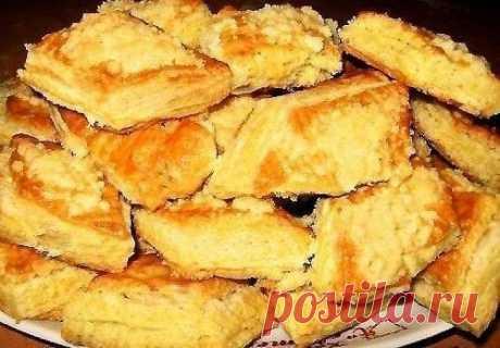 Как приготовить печенье на кефире. - рецепт, ингридиенты и фотографии