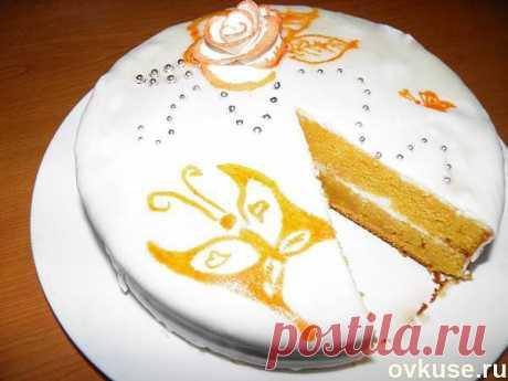 Морковный торт - Простые рецепты Овкусе.ру