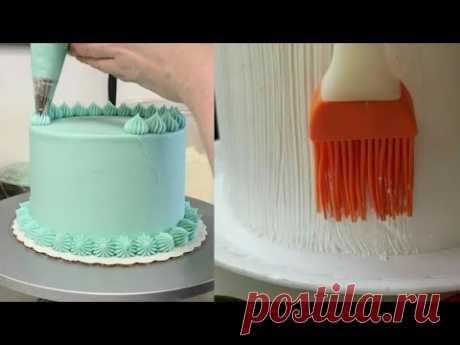 Искусство украшения тортов своими руками! Видео! - Страница 2 из 2