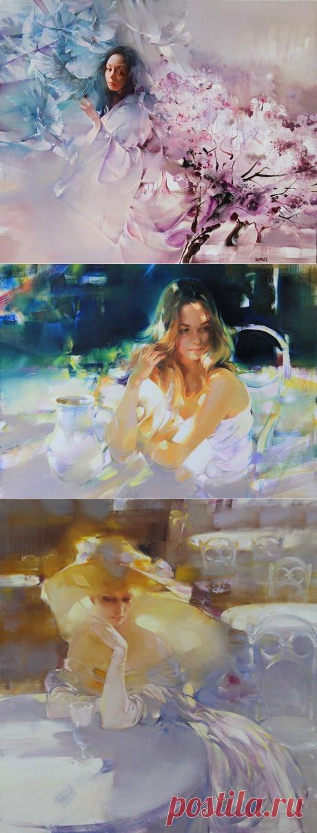 Чувственная нежность / Инна Цукахина
