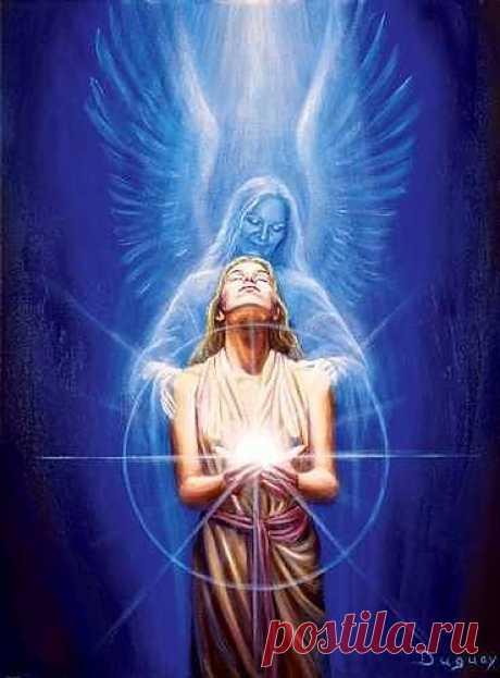 По дороге в духовный мир. Первые встречи