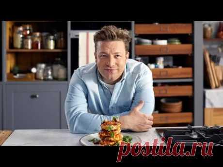 Вегетарианская кухня с Джейми Оливером I Серия 1