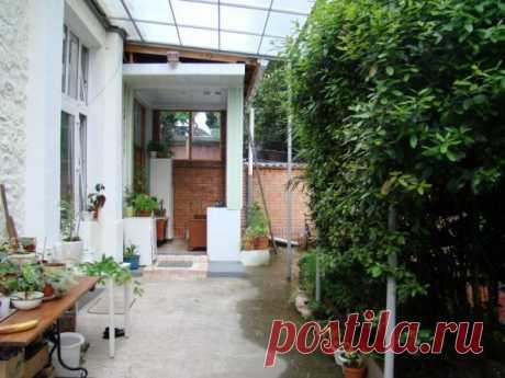 Квартира в частном доме в центре Ялты