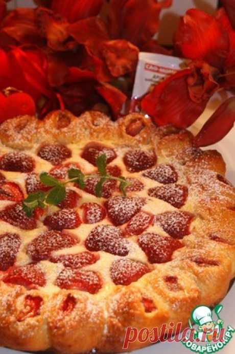 """Пирог """"Трижды любимый"""" - кулинарный рецепт"""