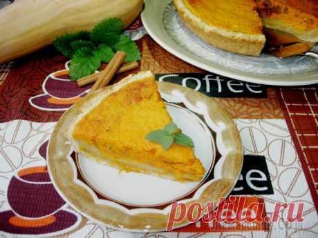 Тыквенный торт — это чудесный рецепт выпечки из тыквы
