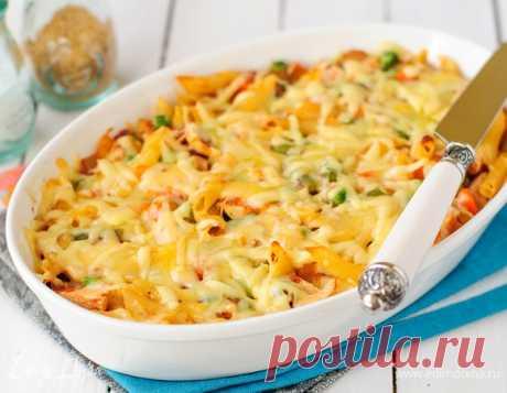 Рецепты запеканок с курицей, цветной капустой, с сыром и других