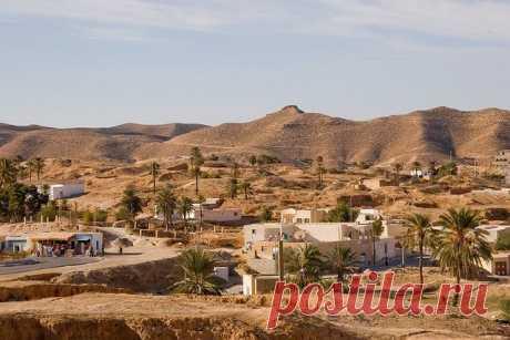 Город Матмата, Тунис