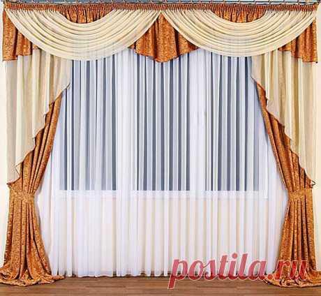 ¿Puede quien esto quiere por la primavera o renovar el interior? ¡Y las cortinas, obligatoriamente! ¡Miren esta belleza! - zaripowa.aniuta — я.ру