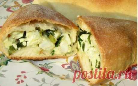 Пирожки с яйцом и зеленым луком (простой рецепт) - пошаговый рецепт с фото на Повар.ру