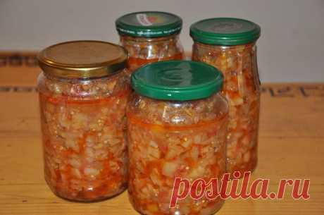 Вкусная баклажанная икра без стерилизации и уксуса - приготовление в домашних условиях, рецепт с пошаговым фото