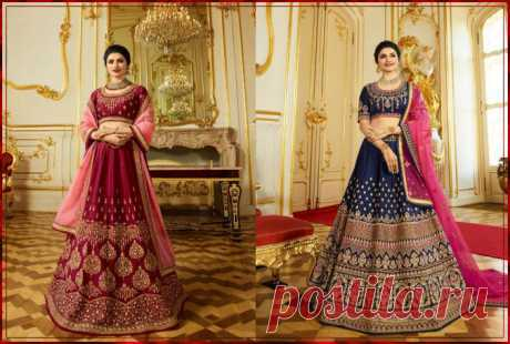 This is Indian Bridal Lehengas. Visit my blog for more latest fashion.