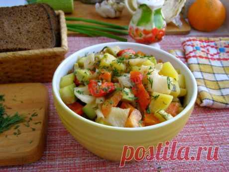 Рагу с капустой в мультиварке рецепт с фото пошагово - 1000.menu