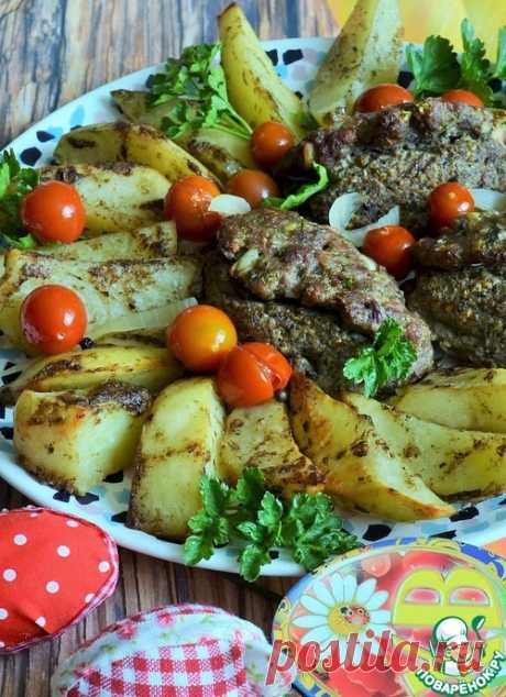 Мясные сочни с грибами – кулинарный рецепт