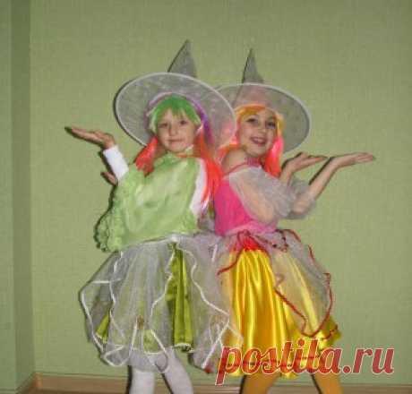 Детские новогодние костюмы своими руками. Фото, советы