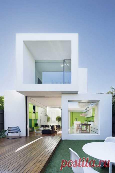 La casa en Melbourne (la Revista De Internet ETODAY)
