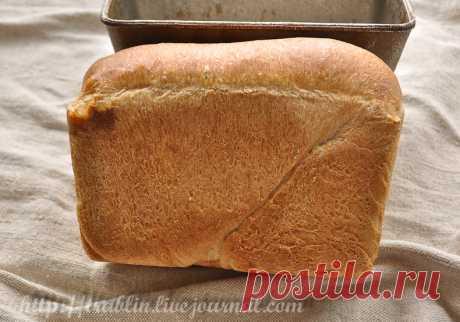 Пшеничный хлеб из муки 1с на сыворотке. - Записки кулинарного озорника — LiveJournal