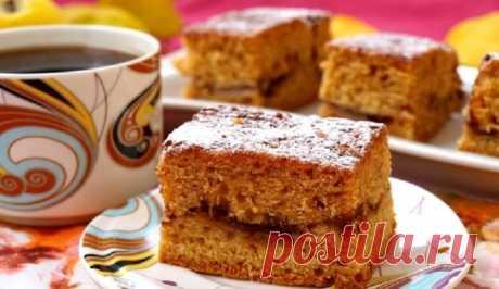 Быстрый пирог с яблоками: ароматная выпечка к чаю