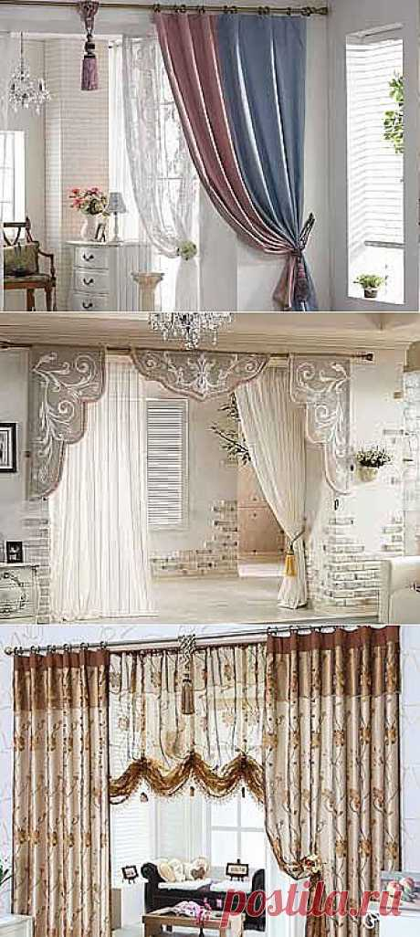 Современные межкомнатные шторы