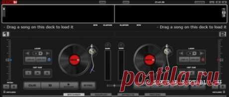 VirtualDJ Pro 8.2.3523 Portable » SoftLab - портал portable-софта!